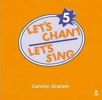 Let´s Chant, Let´s Sing 5 Audio Cd - Caroline Grahamová
