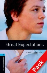 Oxford Bookworms Library 5 Great Expectations with Audio Mp3 pack (New Edition) - Charles Dickens