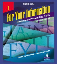For Your Information 1: Reading and Vocabulary Skills, Audio CDs