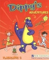 DIPPY´S ADVENTURES 2 FLASH CARDS