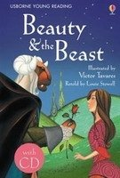 Usborne Young Reading Level 2: Beauty and the Beast + Audio CD Pack