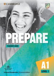 Prepare 1/A1 Teacher´s Book with Downloadable Resource Pack, 2nd - neuveden