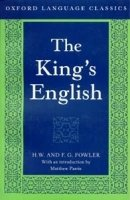 KING´S ENGLISH (Oxford Language Classics)