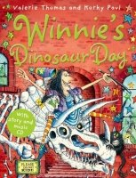 WINNIE´S DINOSAUR DAY with AUDIO CD