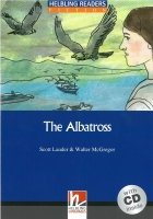 Helbling Readers Fiction Level 5 Blue Line - The Albatross (Book with Audio CD)