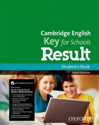 Cambridge English Key for Schools Result Student´s Book with Online Practice - QUINTANA, J.