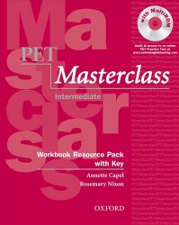 Pet Masterclass Workbook Resource Pack with Key + Multi-ROM