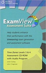 TIME ZONES 3 – 4 EXAMVIEW CD-ROM