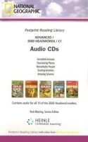 FOOTPRINT READERS LIBRARY Level 2600 AUDIO CDs
