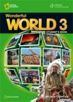 WONDERFUL WORLD 3 STUDENT´S BOOK