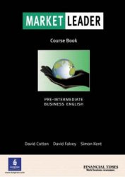 Market Leader Pre-intermediate Coursebook