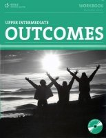 OUTCOMES UPPER INTERMEDIATE WORKBOOK WITH KEY AND CD