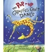 The Pop Up Giraffes Can't Dance