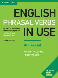 English Phrasal Verbs in Use Advanced Book with Answers - neuveden