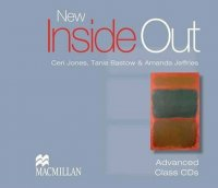 New Inside Out Advanced: Class Audio CDs - Sue Kay