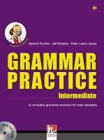 GRAMMAR PRACTICE INTERMEDIATE with CD-ROM