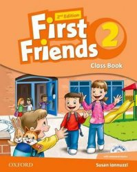 First Friends 2 Course Book (2nd)