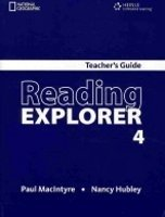 READING EXPLORER 4 TEACHER´S GUIDE