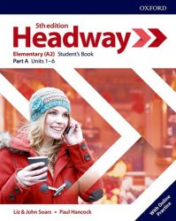 New Headway Elementary Multipack A with Online Practice (5th)