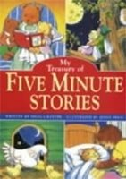 MY TREASURY OF FIVE MINUTES STORIES