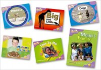 Stage 1+ Fireflies Pack (oxford Reading Tree)