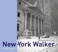New York Walker in Blizzard (anglicky) - Martin Froyda