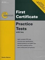EXAM ESSENTIALS: FCE PRACTICE TESTS 2008 Updated Exam Ed. WITH KEY + AUDIO CD PACK