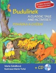Budulínek Pohádka a cvičení + CD - A classic tale and activities + CD
