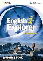 English Explorer 2 Student´s Book with MultiROM : Explore, Learn, Develop - Helen Stephenson