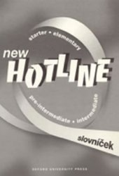 New hotline Levels 1-3 Czech Wordlist - Tom Hutchinson