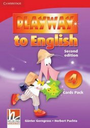 Playway to English Level 4 Flash Cards Pack - Günter Gerngross