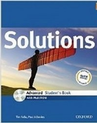 Maturita Solutions Advanced Student´s Book with Multi-ROM (CZEch Edition)