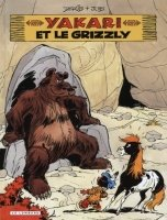 BD Yakari T 5 - Le Grizzly