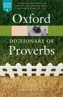 Oxford Dictionary of Proverbs 6th Edition (Oxford Paperback Reference)