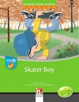 HELBLING YOUNG READERS Stage D: SKATER BOY + CD-ROM PACK