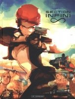 BD, Section Infini: Perdu dans le temps (Tome 1)
