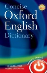 CONCISE OXFORD ENGLISH DICTIONARY 12th Edition