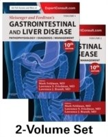 Sleisenger and Fordtran's Gastrointestinal and Liver Disease 2 Vols., 10th. Ed.