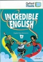 INCREDIBLE ENGLISH 6 iTOOLS CD-ROM