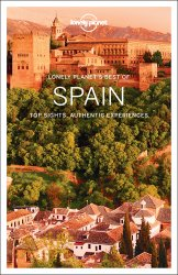 Lonely Planet Spain LP'S Best Of 1.