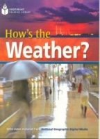 FOOTPRINT READERS LIBRARY Level 2200 - HOW´S THE WEATHER? + MultiDVD Pack