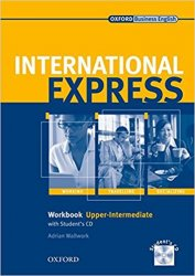 NEW INTERNATIONAL EXPRESS UPPER INTERMEDIATE WORKBOOK + STUDENT´S WORKBOOK CD PACK