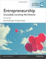 Entrepreneurship, 5th Ed.