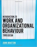 Introduction to Work and Organizational Behaviour, 3rd Ed.