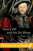 Oxford Bookworms Library New Edition 2 Henry VIII and his Six Wives OLB eBook + Audio