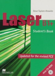 Laser B1+ (new edition) Student's Book + CD-ROM