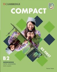 Compact First B2 Workbook with Answers, 3rd - Frances Treloar