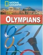 FOOTPRINT READERS LIBRARY Level 1600 - THE OLYMPIANS + MultiDVD Pack