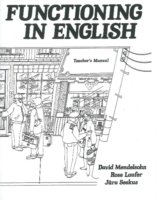 Functioning in English: Teacher's Manual