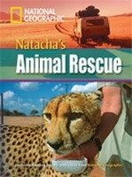 FOOTPRINT READERS LIBRARY Level 3000 - NATACHA´S ANIMAL RESCUE + MultiDVD Pack